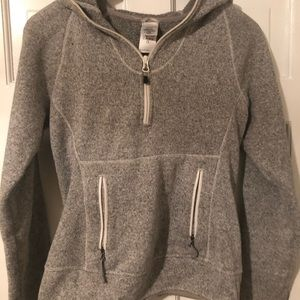 North Face Women's Fleece-Lined Hoodie
